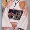 昔きもの倶楽部恵さんで着物をレンタルしました